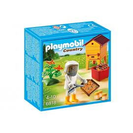 PLAYMOBIL - COUNTRY - PSZCZELARZ - 6818