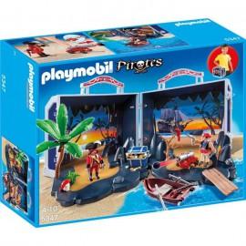 PLAYMOBIL - PIRATES - PIRACKA SKRZYNIA SKARBÓW - 5347