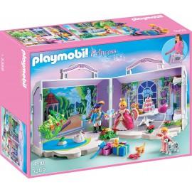 PLAYMOBIL - PRINCESS - KUFEREK - URODZINY KSIĘŻNICZKI - 5359