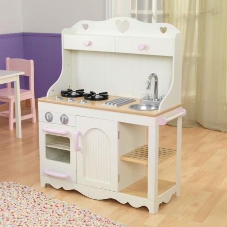 Kidkraft Drewniana Elegancka Kuchnia Prairie Kitchen 53151
