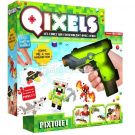 COBI - QIXELS - BLASTER NA WODĘ - 87007