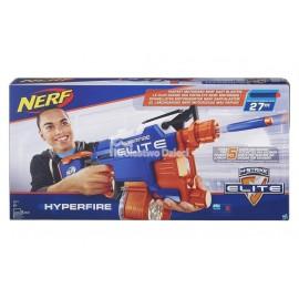 HASBRO - PISTOLET NERF N-STRIKE HYPERFIRE - B5573