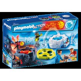 """PLAYMOBIL - CITY ACTION - GRA """"OGIEŃ&LÓD"""" - 6831"""