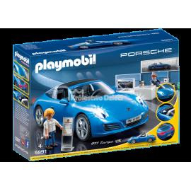 PLAYMOBIL - SPORTS & ACTION - PORSCHE 911 TARGA 4S - 5991