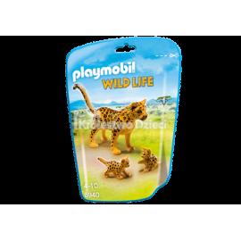 PLAYMOBIL - WILD LIFE - LEOPARDY - 6940