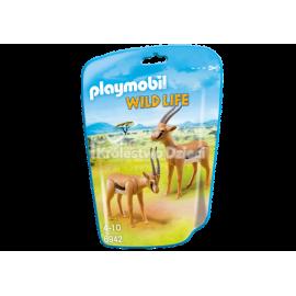 PLAYMOBIL - WILD LIFE - GAZELE - 6942