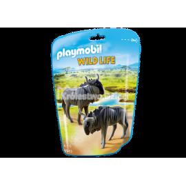 PLAYMOBIL - WILD LIFE - ANTYLOPY GNU - 6943