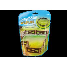 PLAYMOBIL - WILD LIFE - WYŚCIG DLA ZWIERZĄT - 6946