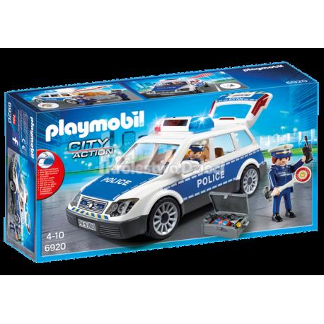 PLAYMOBIL - CITY ACTION - RADIOWÓZ POLICYJNY - 6920