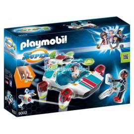PLAYMOBIL - SUPER 4 - FULGURIX Z AGENTEM GENE - 9002