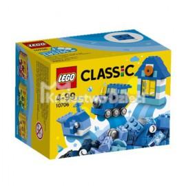 LEGO - CLASSIC - NIEBIESKI ZESTAW KREATYWNY - 10706