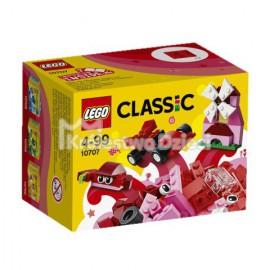 LEGO - CLASSIC - CZERWONY ZESTAW KREATYWNY - 10707