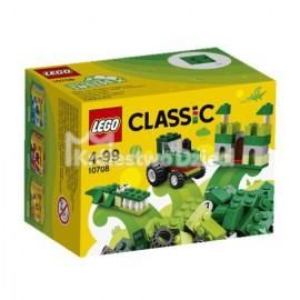 LEGO - CLASSIC - ZIELONY ZESTAW KREATYWNY - 10708