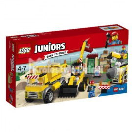 LEGO - JUNIORS - ROZBIÓRKA - 10734