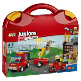 LEGO - JUNIORS - PATROL STRAŻACKI - 10740