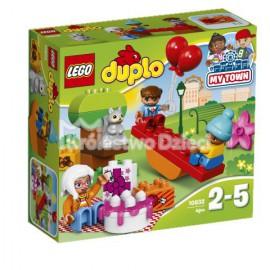 LEGO - DUPLO - PRZYJĘCIE URODZINOWE - 10832