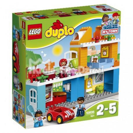 LEGO - DUPLO - DOM RODZINNY - 10835