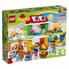 LEGO - DUPLO - MIASTECZKO - 10836