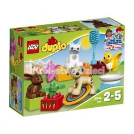 LEGO® - DUPLO® - ZWIERZĄTKA DOMOWE - 10838