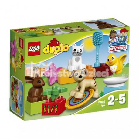 LEGO - DUPLO - ZWIERZĄTKA DOMOWE - 10838