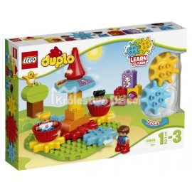 LEGO® - DUPLO® - MOJA PIERWSZA KARUZELA - 10845
