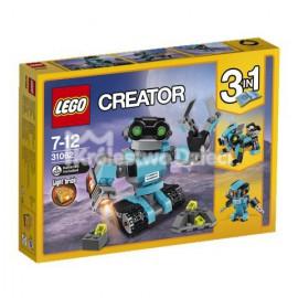 LEGO - CREATOR - ROBOT ODKRYWCA - 31062