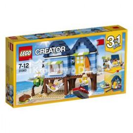 LEGO - CREATOR - WAKACJE NA PLAŻY - 31063