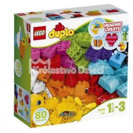 LEGO - DUPLO - MOJE PIERWSZE KLOCKI - 10848