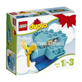 LEGO - DUPLO - MÓJ PIERWSZY SAMOLOT - 10849