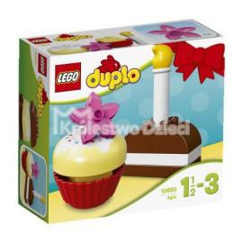 LEGO - DUPLO - MOJE PIERWSZE CIASTKA - 10850