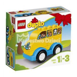 LEGO® - DUPLO® - MÓJ PIERWSZY AUTOBUS - 10851