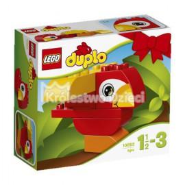 LEGO - DUPLO - MOJA PIERWSZA PAPUGA - 10852