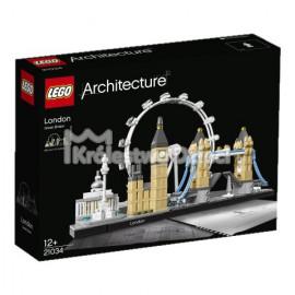 LEGO - ARCHITECTURE - LONDYN - 21034