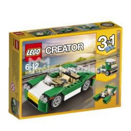 LEGO - CREATOR - ZIELONY KRĄŻOWNIK - 31056