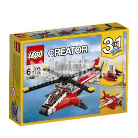 LEGO - CREATOR - POŻERACZ PRZESTWORZY - 31057