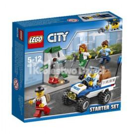 LEGO® - CITY - POLICJA ZESTAW STARTOWY - 60136