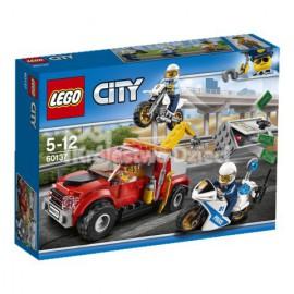 LEGO® - CITY - ESKORTA POLICYJNA - 60137