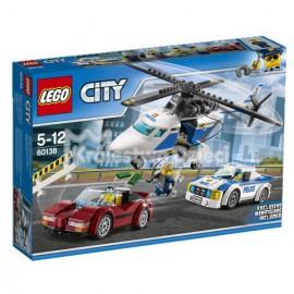 LEGO - CITY - SZYBKI POŚCIG - 60138
