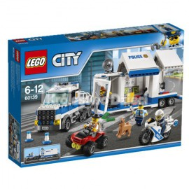 LEGO® - CITY - MOBILNE CENTRUM DOWODZENIA - 60139