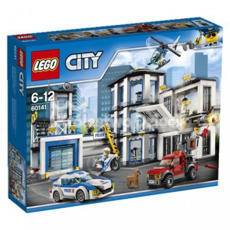 Lego City Posterunek Policji 60141 Królestwo Dzieci