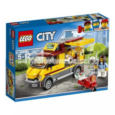 LEGO - CITY - FOODTRUCK Z PIZZĄ - 60150