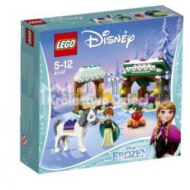 LEGO - DISNEY - ŚNIEGOWA PRZYGODA ANNY - 41147