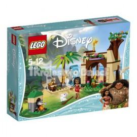 LEGO - DISNEY - PRZYGODA VAIANY NA WYSPIE - 41149