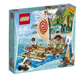 LEGO - DISNEY - OCEANICZNA PODRÓŻ VAIANY - 41150