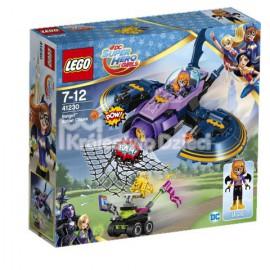 LEGO - SUPER HEROES - BATGIRL I POŚCIG BATJETEM - 41230