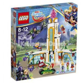 LEGO - DC SUPER HERO GIRLS - SZKOŁA SUPERBOHATEREK - 41232
