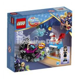 LEGO - DC SUPER HERO GIRLS - LASHINA I JEJ POJAZD - 41133