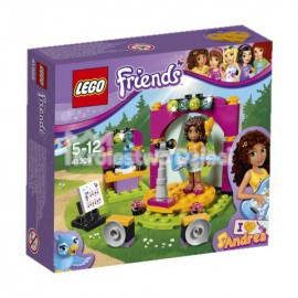 LEGO - FRIENDS - MUZYCZNY DUET ANDREI - 41309