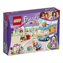 LEGO - FRIENDS - DOSTAWCA UPOMINKÓW W HEARTLAKE - 41310