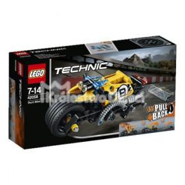 LEGO - TECHNIC - KASKADERSKI MOTOCYKL - 42058